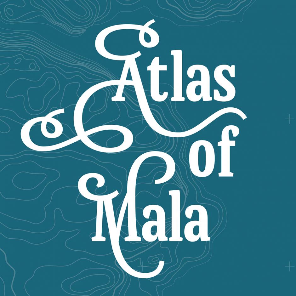 Die Schrift Mala