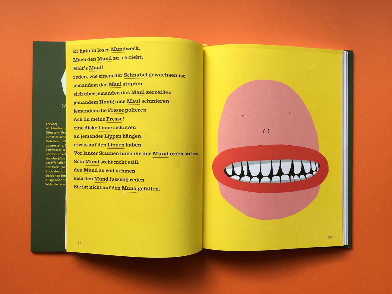 David Böhm und Ondřej Buddeus: Kopf im Kopf, erschienen im Karl Rauch Verlag