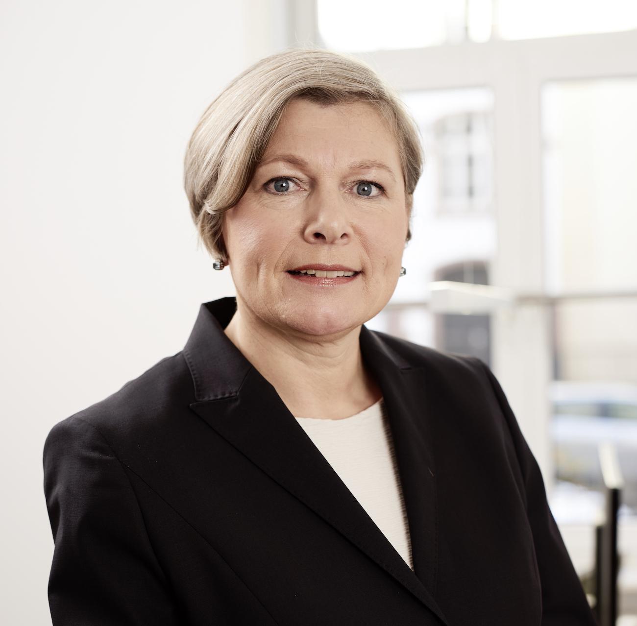 Ulrike Schwarzenberg, Designerdock-Geschäftsführerin in Frankfurt