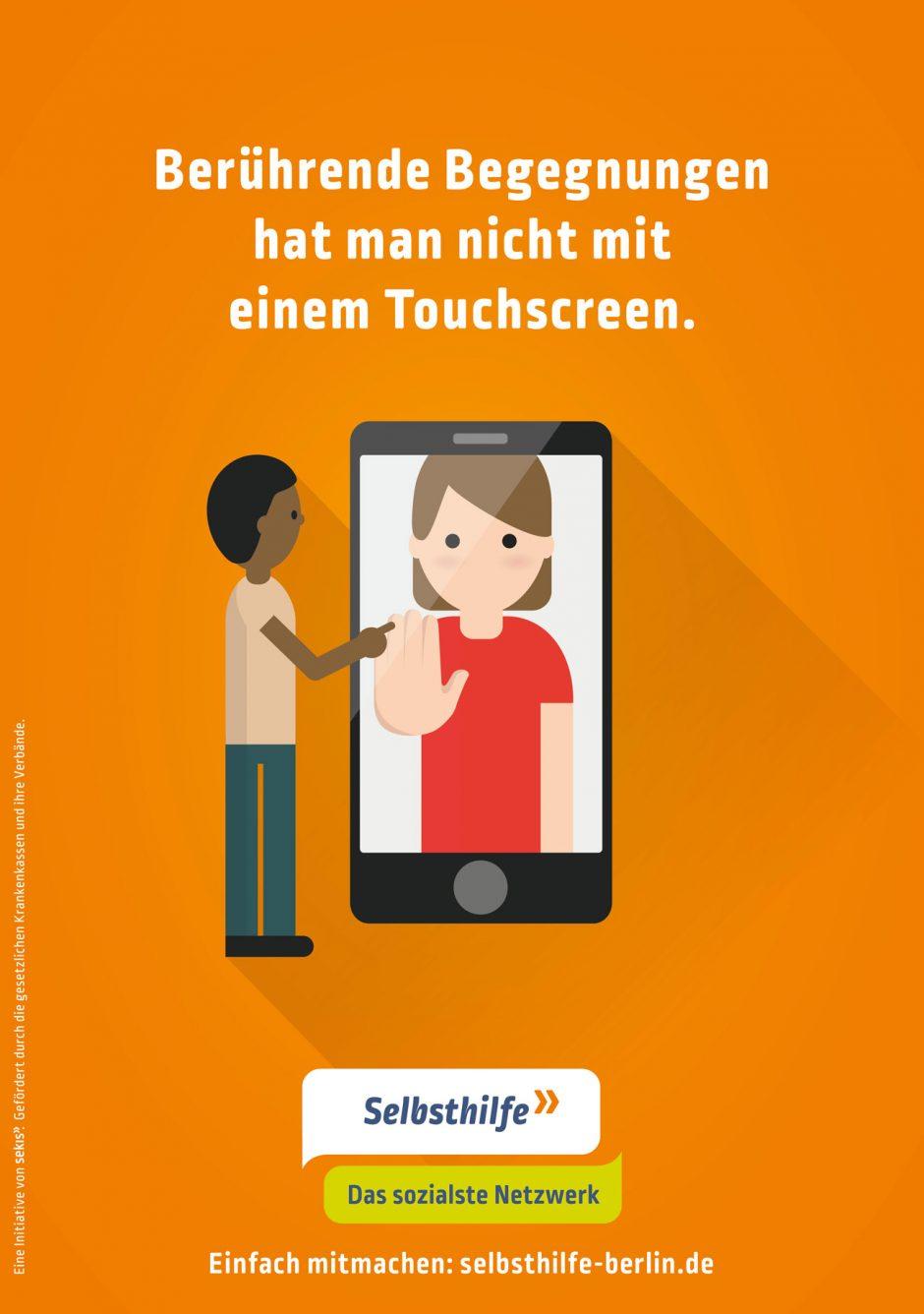 Selbsthilfe-Kampagne