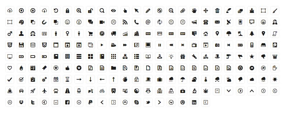 kostenlose Icons, Icons, Minicons