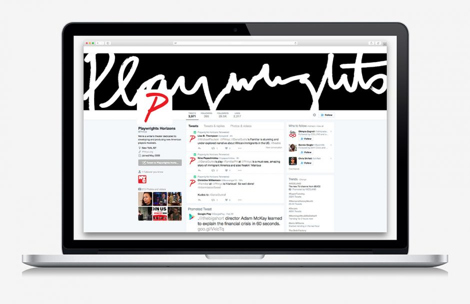 Corporate Identity - Social Media