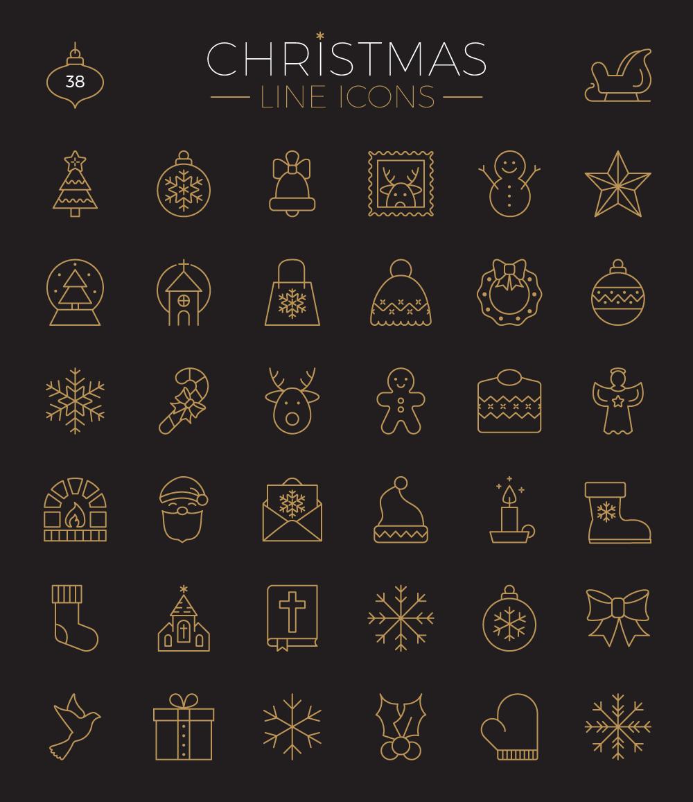 Kostenlose Bilder Von Weihnachten.Kostenlose Weihnachts Icons Und Piktogramme Page Online