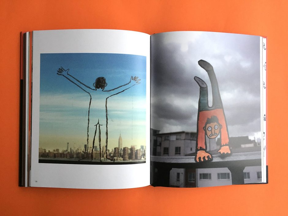 Ansichten von »Modern Life« des Illustrators Jean Jullien, erschienen bei teNeues