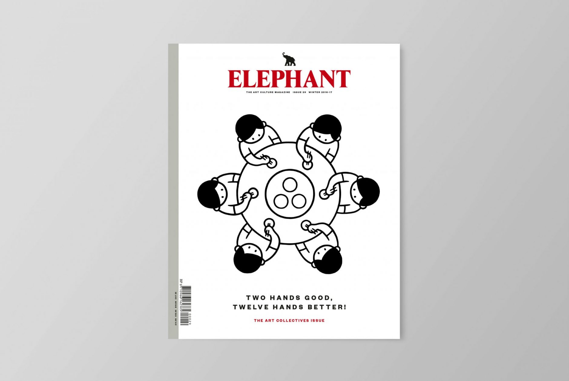 Art Director of the Year: Elephant, Amsterdam (lobende Erwähnung)