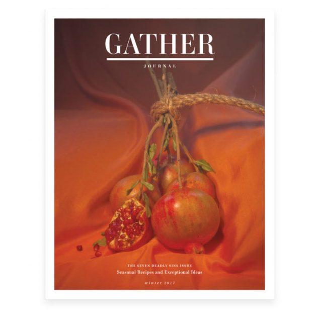 Best Use of Photography: Gather Journal, New York (Gewinner)