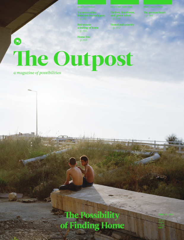 Best Original Non-Fiction: The Outpost, Beirut (Gewinner)