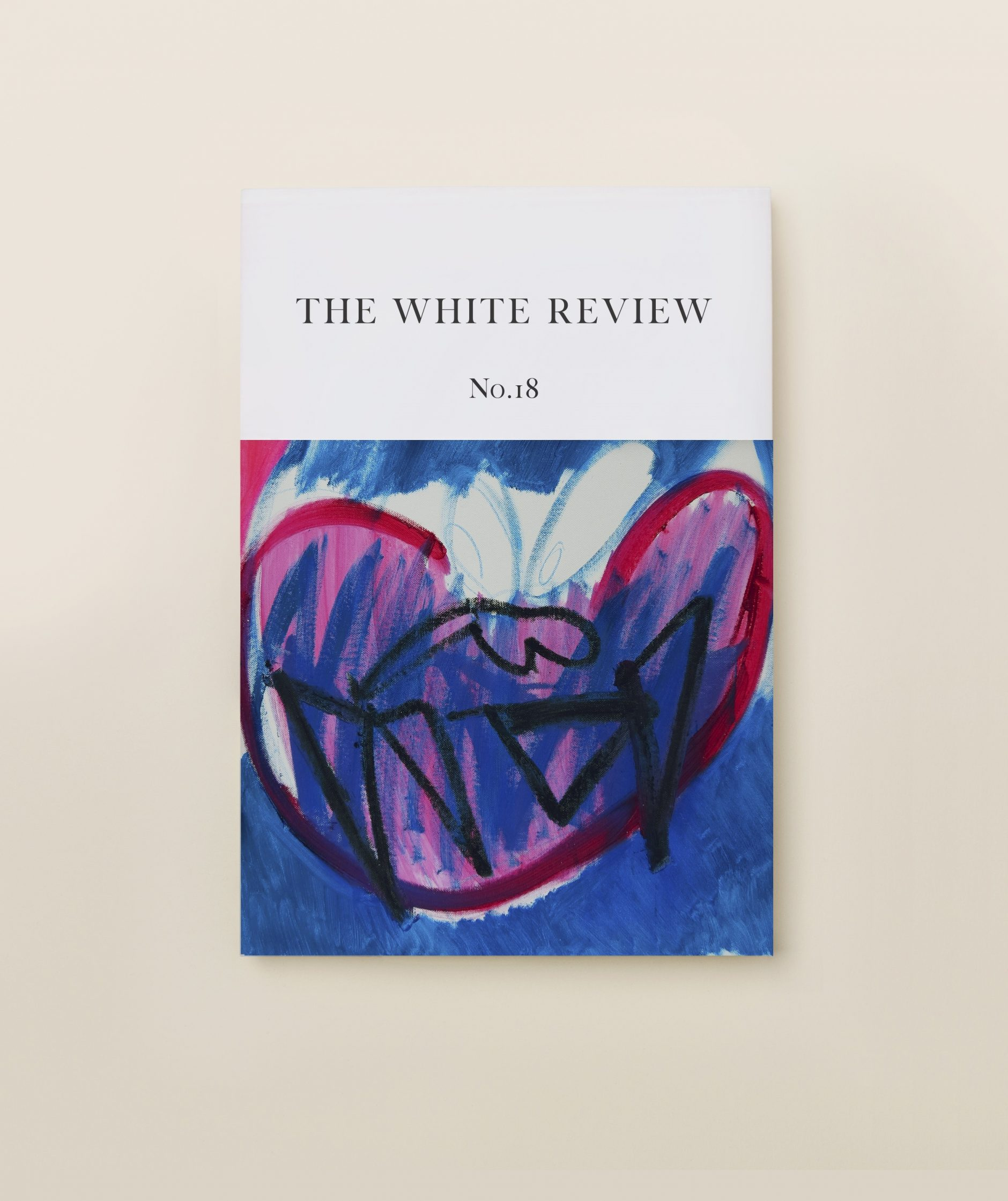 Best Original Fiction: The White Review, London (Gewinner)