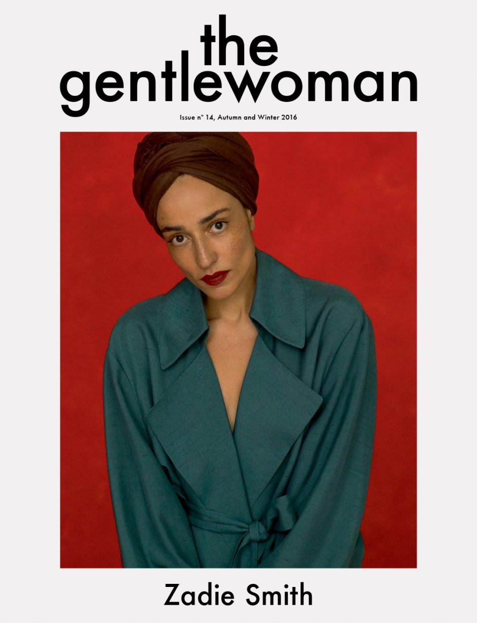Magazine of the Year: The Gentlewoman, London (lobende Erwähnung)