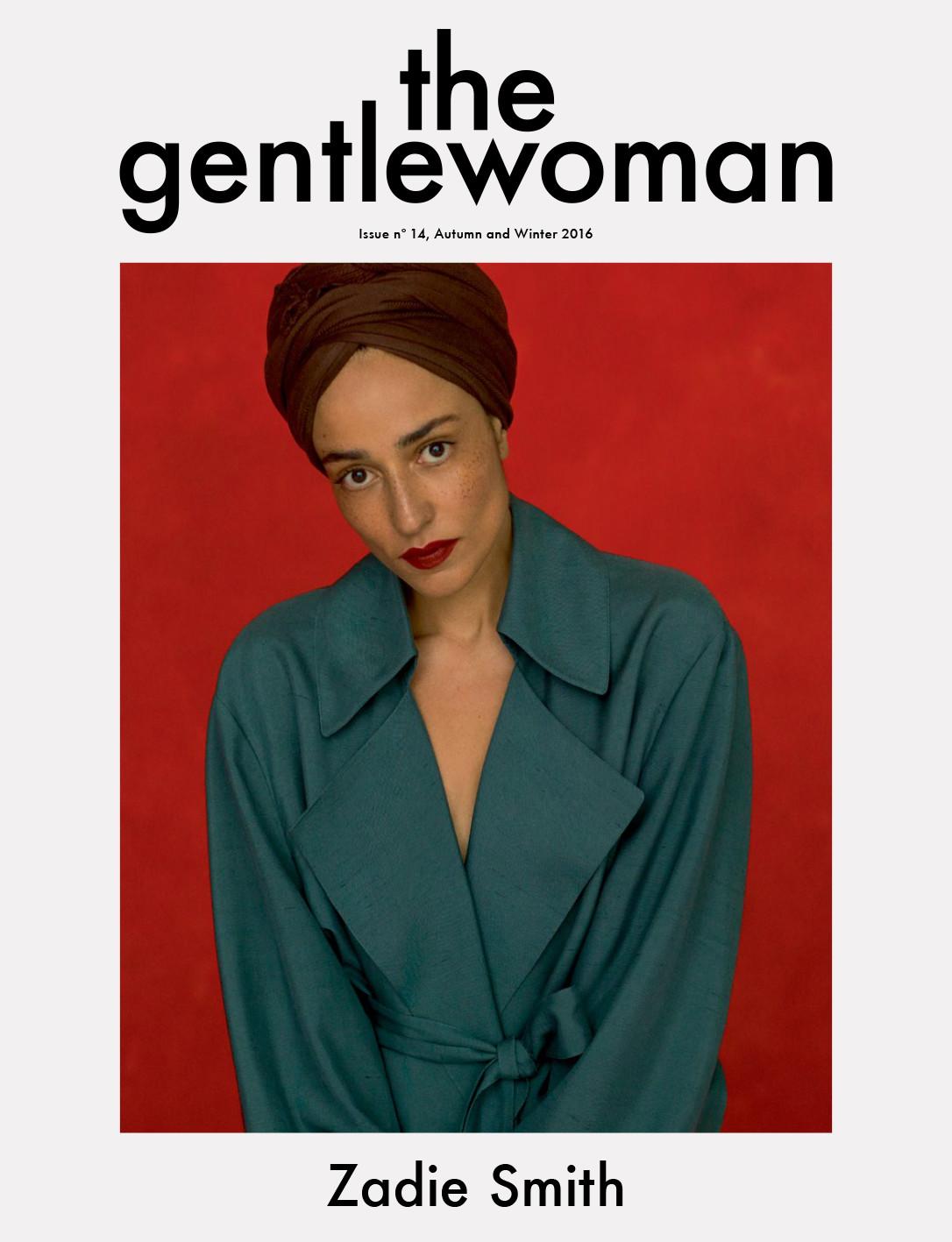Magazine of the Year: The Gentlewoman, London (lobende Erwähnung)