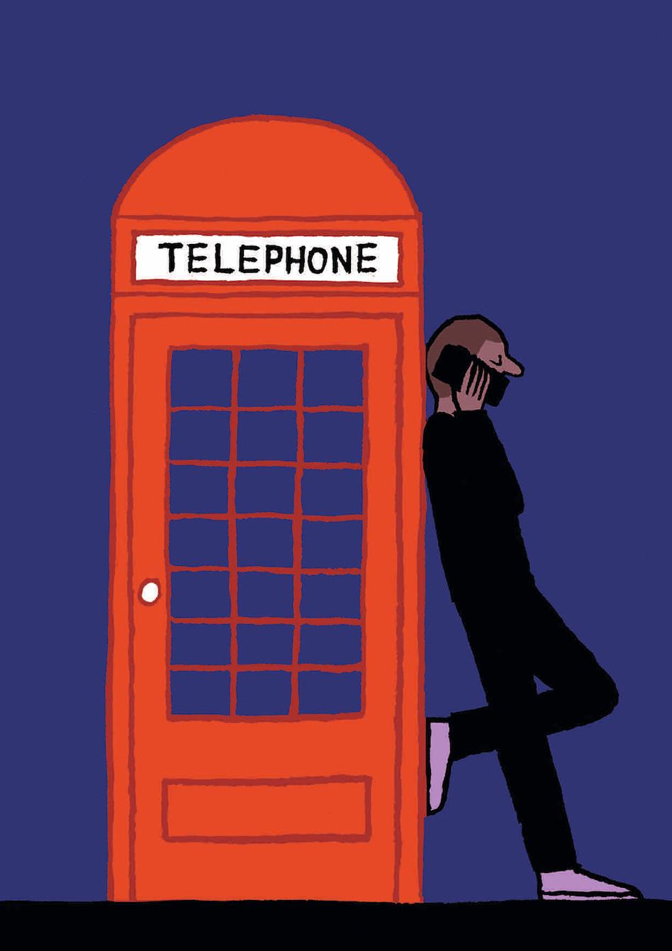 jean_jullien_telefonzelle