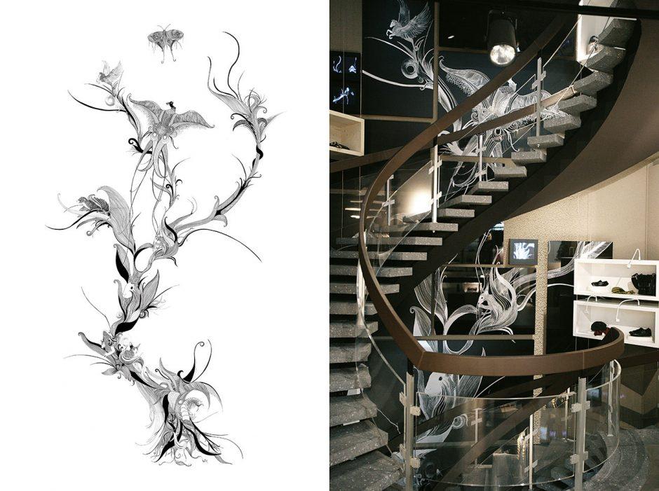 HUGO BOSS – Special Concept Store Mannheim