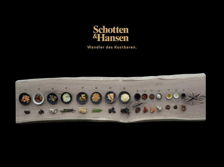 Schotten & Hansen – Corporate Identity