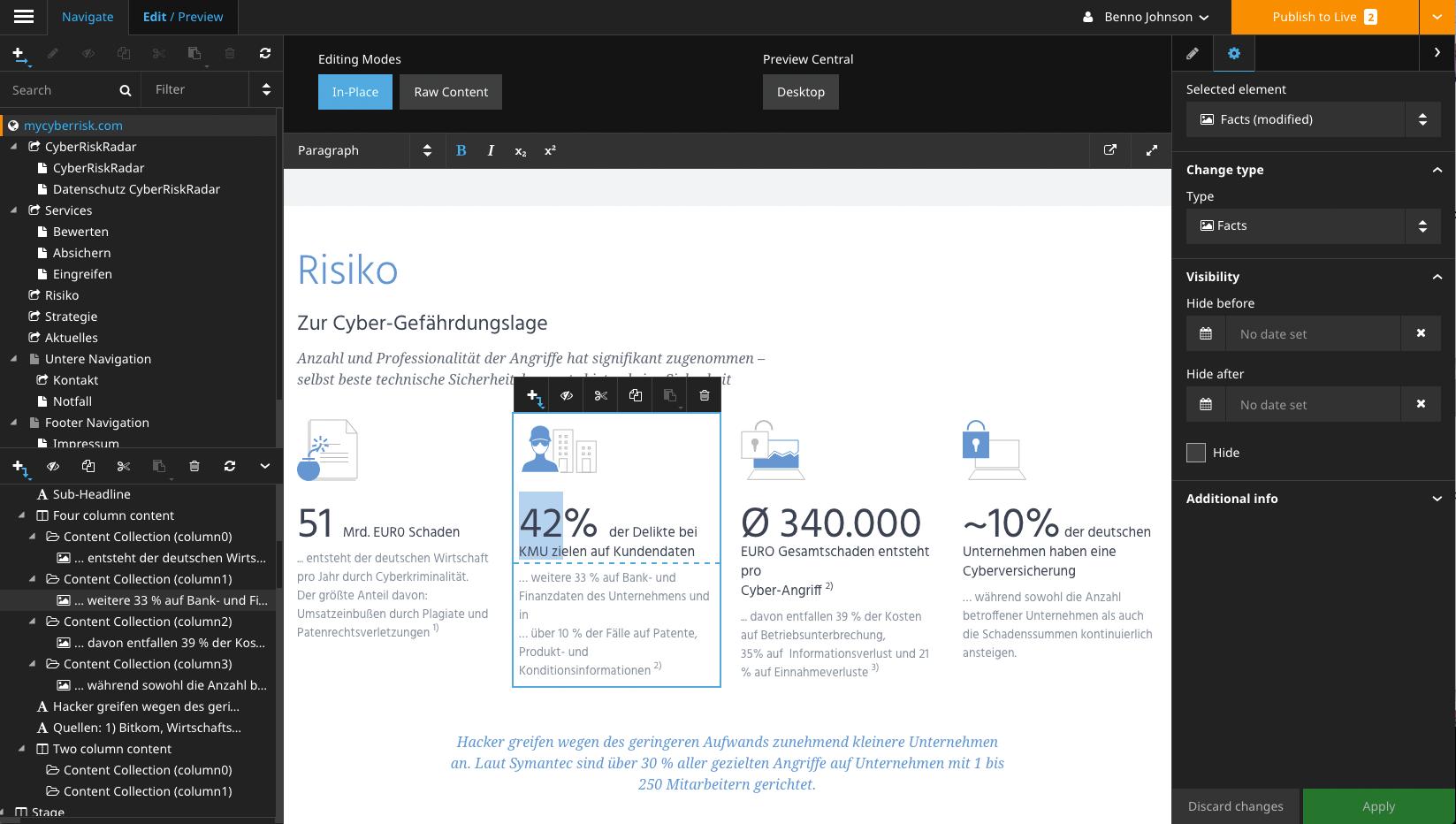 neos-cms-screenshot