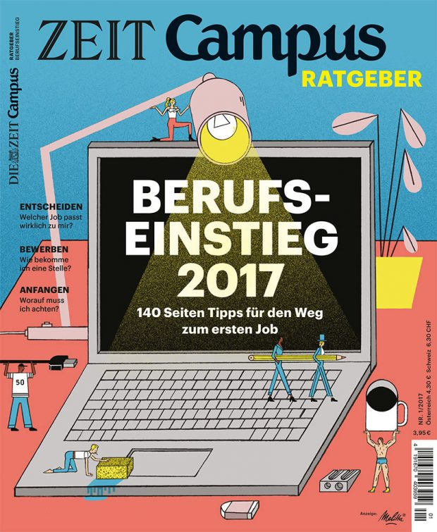 Filigran arbeitet der jungen Hamburger Illustrator Moritz Wienert. www.moritz-wienert.de