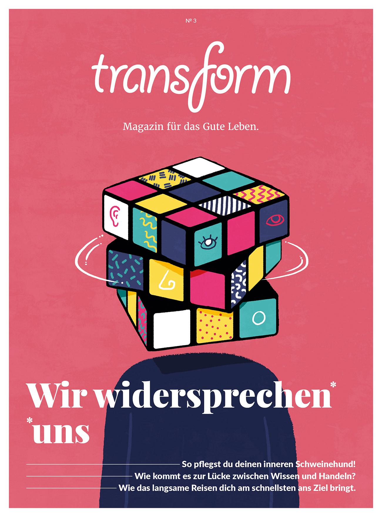 Eigentlich entwickelt Fabian Gampp hauptberuflich innovative Lernformate, aber gelegentlich illustriert er auch Magazincover. www.fabiangampp.de/