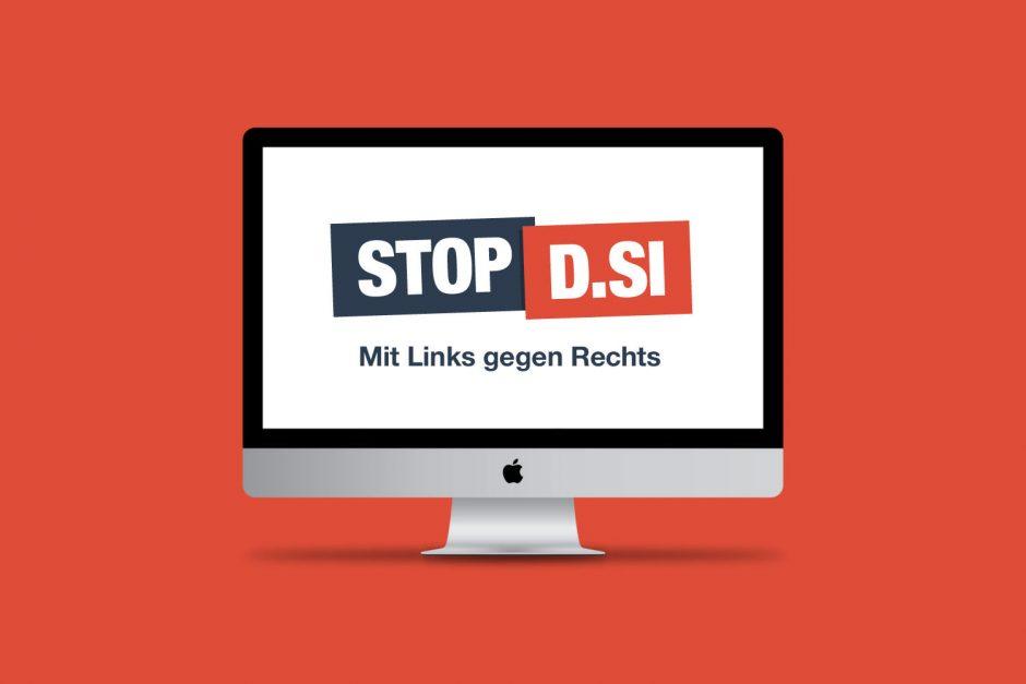 Kategorie Digitale Medien - Social Media: FreundIGruesse– Stop DS.I