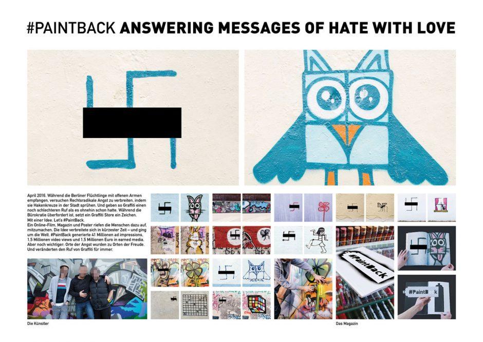 Kategorie OutOfHome - Aktivitäten: HEIMAT – PaintBack