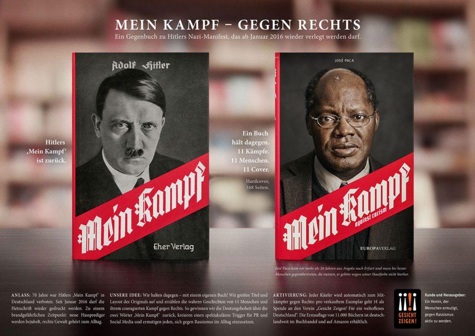 Kategorie Print Publikation: Ogilvy – Mein Kampf gegen Rassismus