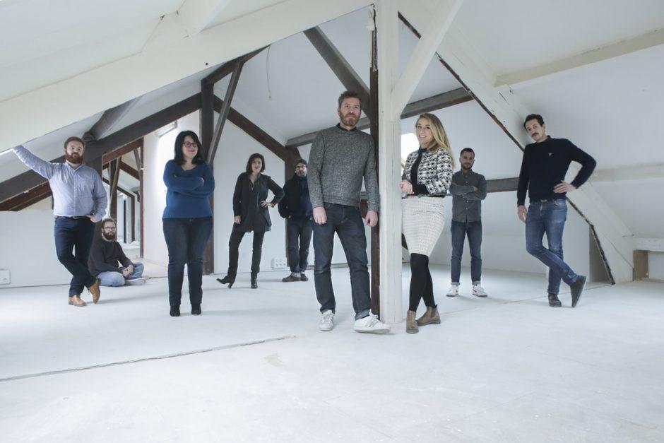Das Team von Tactile Studio