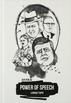 Besondere Ehre für eine Bachelorarbeit: Der Berliner Jaja Verlag publizierte »Power of Speech«