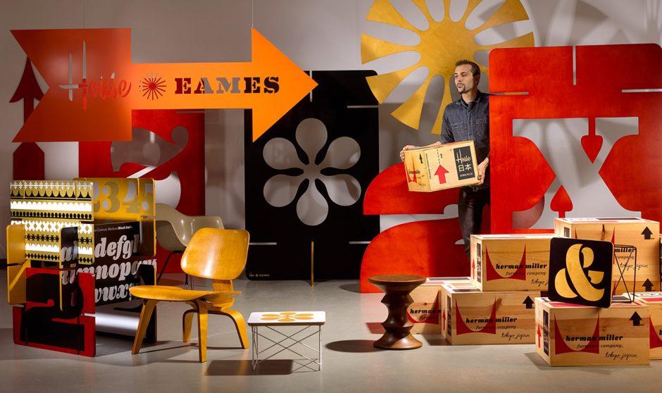 Neues buch von house industries der prozess als for Eames stuhl kopie