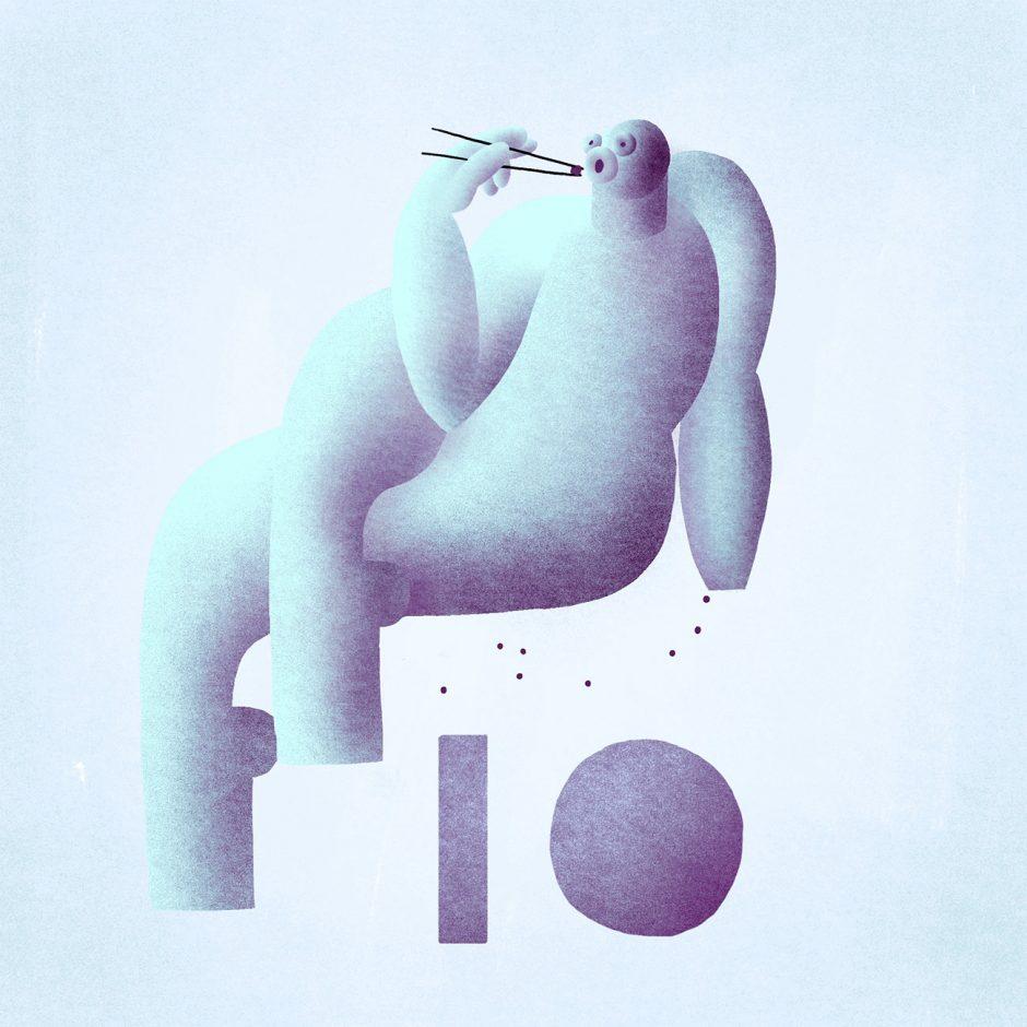 Sophie Koko Gate, Animationsfilmerin, die zwischen London und Berlin pendelt, http://sophiekokogate.com