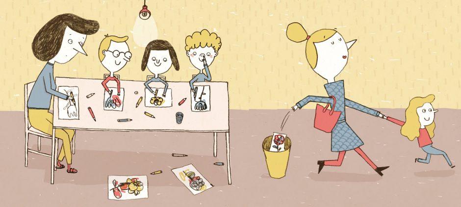 Illustration für NIDO