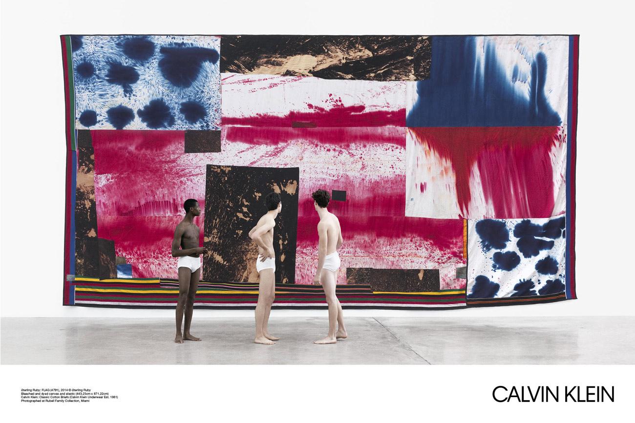 Raf Simons, Calvin Klein, Modefotografie, Kampagne