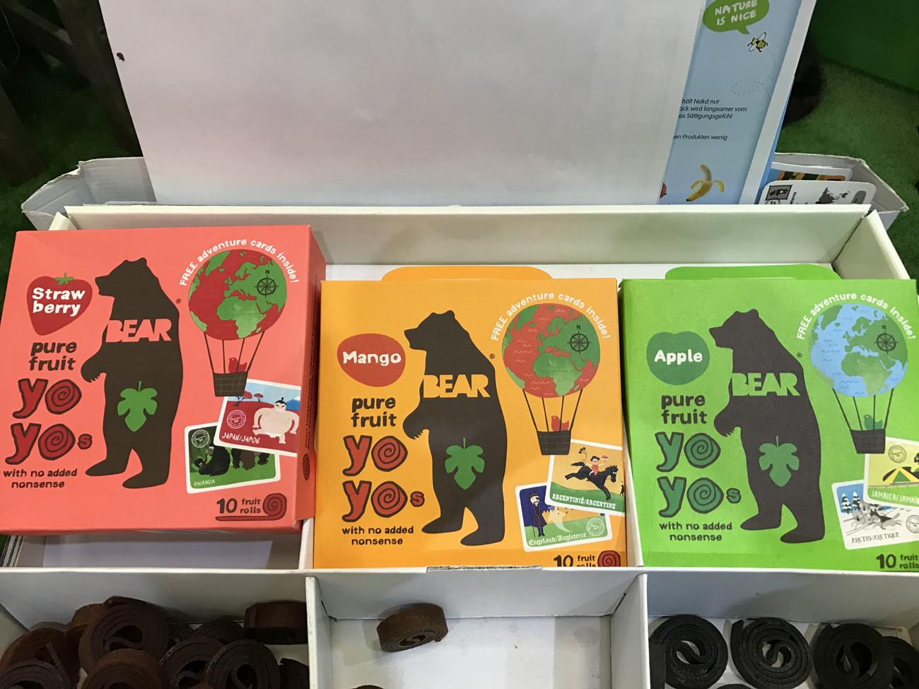 Yo Yo Bear
