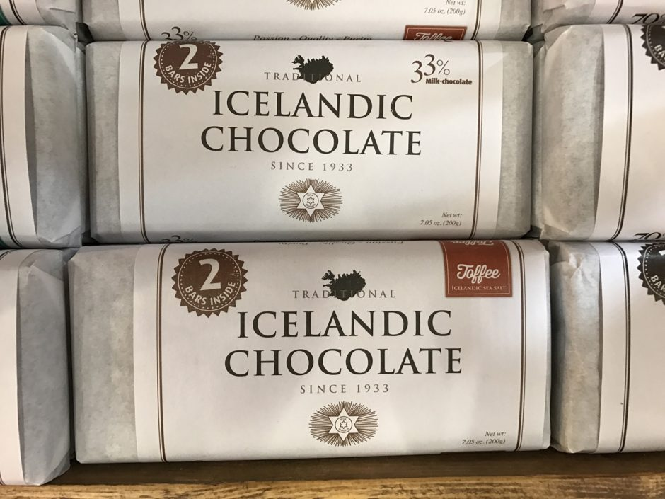 Traditional Icelandic Chocolate