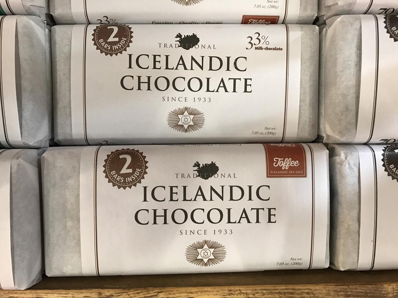 Traditional Icelandic Chocolate