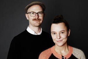 Dominic Bünning und Antonia Kühn