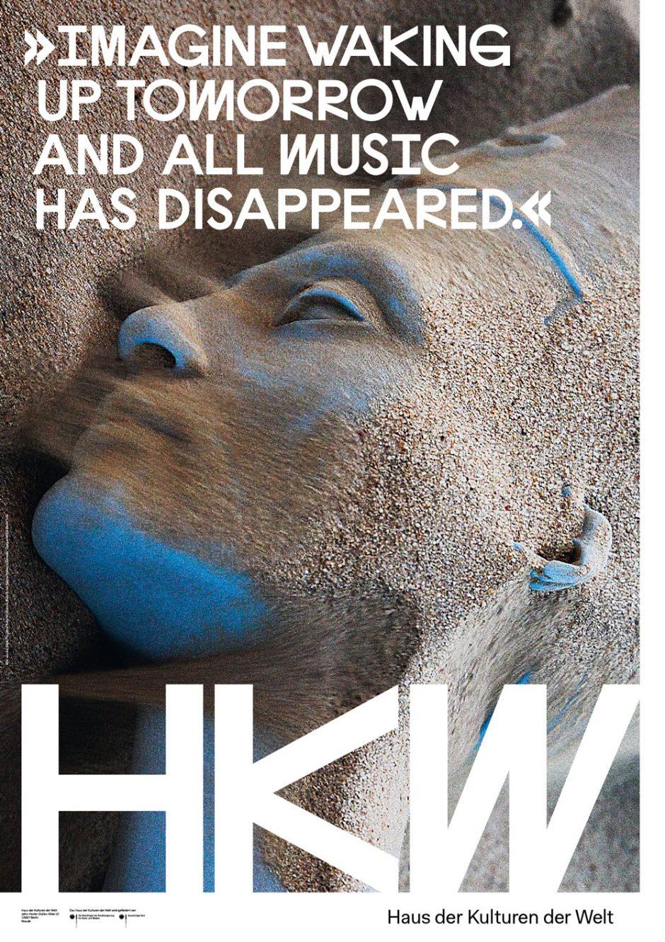 NODE, HKW, Plakatgestaltung, Visual Identity