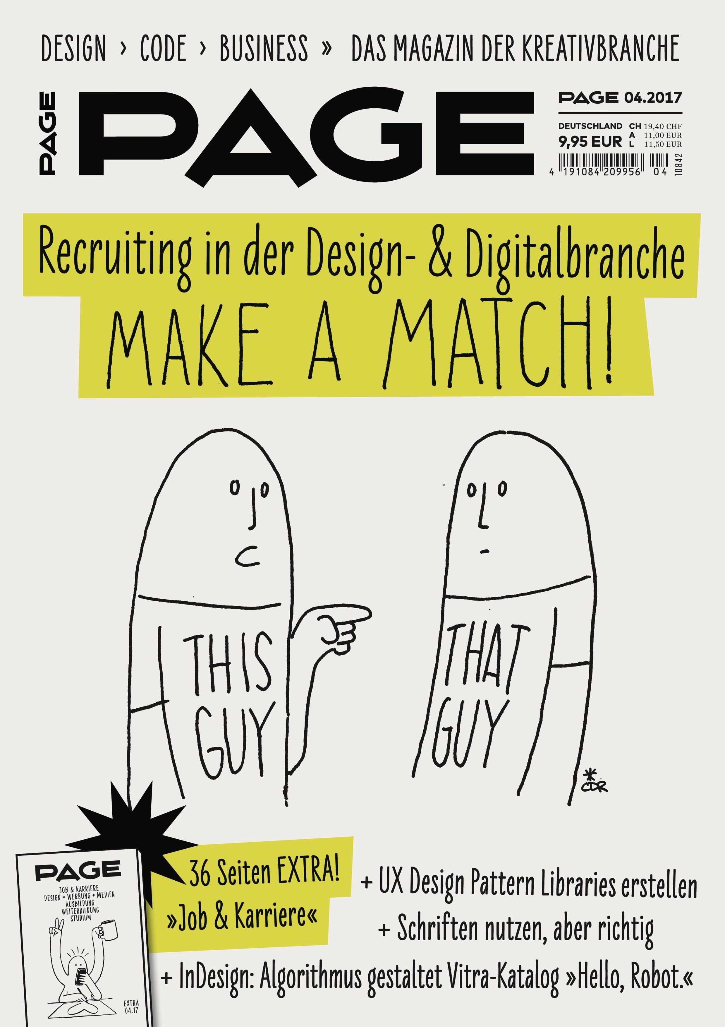 Recruiting, Akquise, Human Resources, Jobsuche, Freelancer, Designer, Developer, Google, Xing, Snapchat