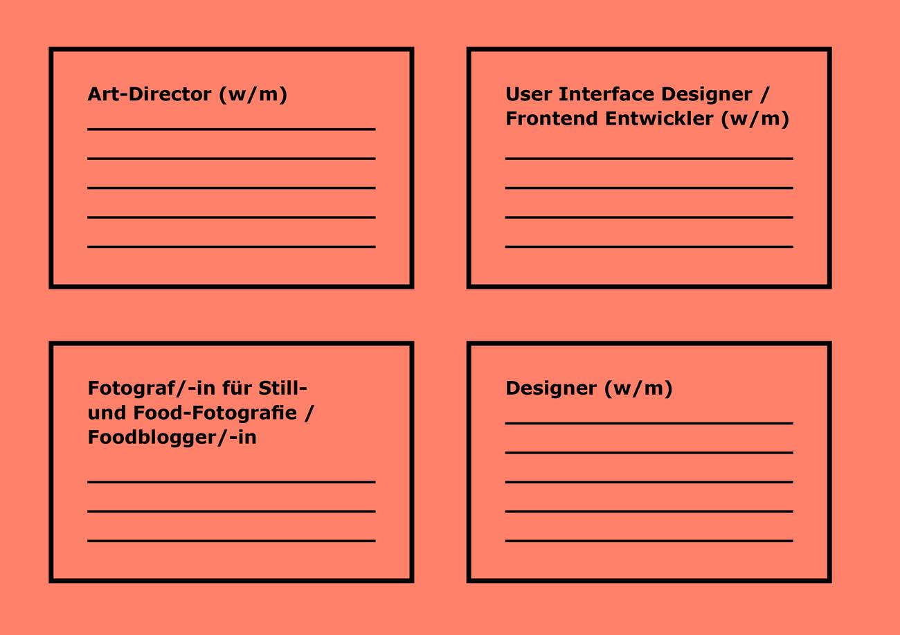 Stellenmarkt, PAGE Stellenmarkt, Kreative Berufe, Jobprofile