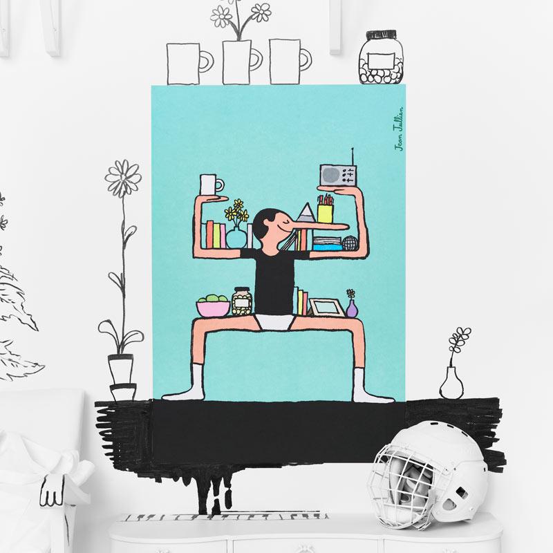 IKEA Poster Illustration Illustrator