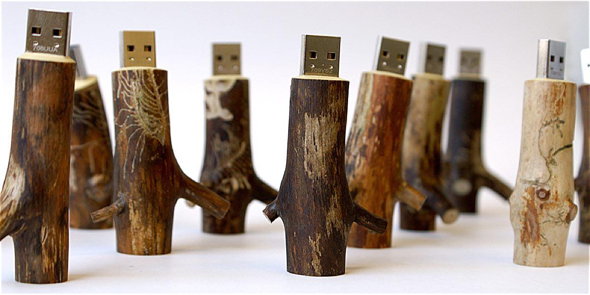 Geht doch: Dieser USB Stick ist funktional und hübsch | PAGE ...
