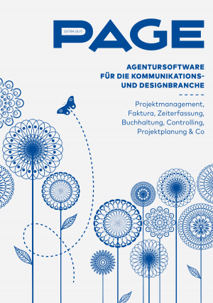 Projektmanagement, Agentursoftware