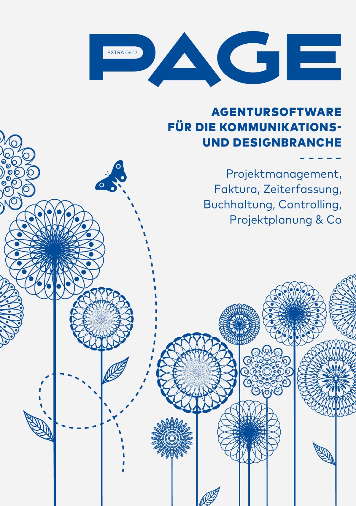 Projektmanagement, Agentursoftware