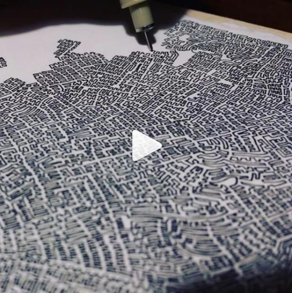 Illustration Instagram Video