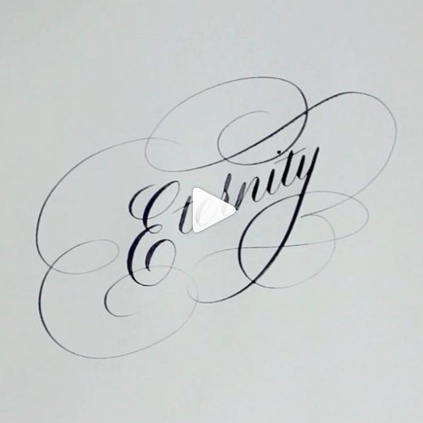 Kalligrafie Instagram Video