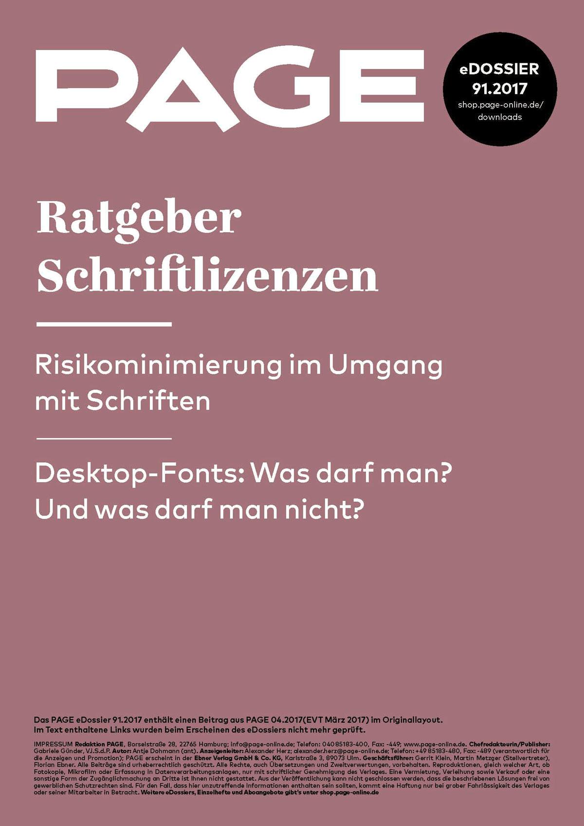 Typografie, Free Fonts, Webfonts, Fonts, Schriftarten