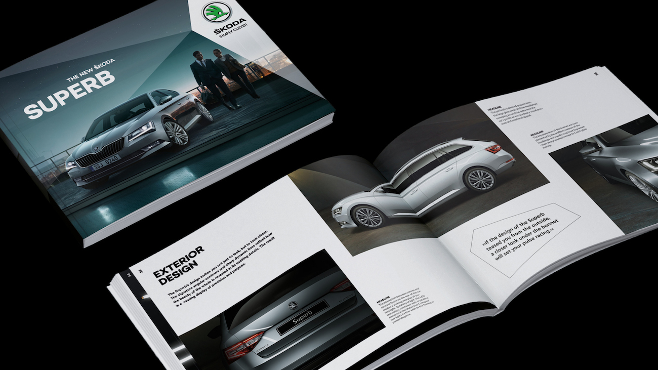 Skoda Corporate Design KMS