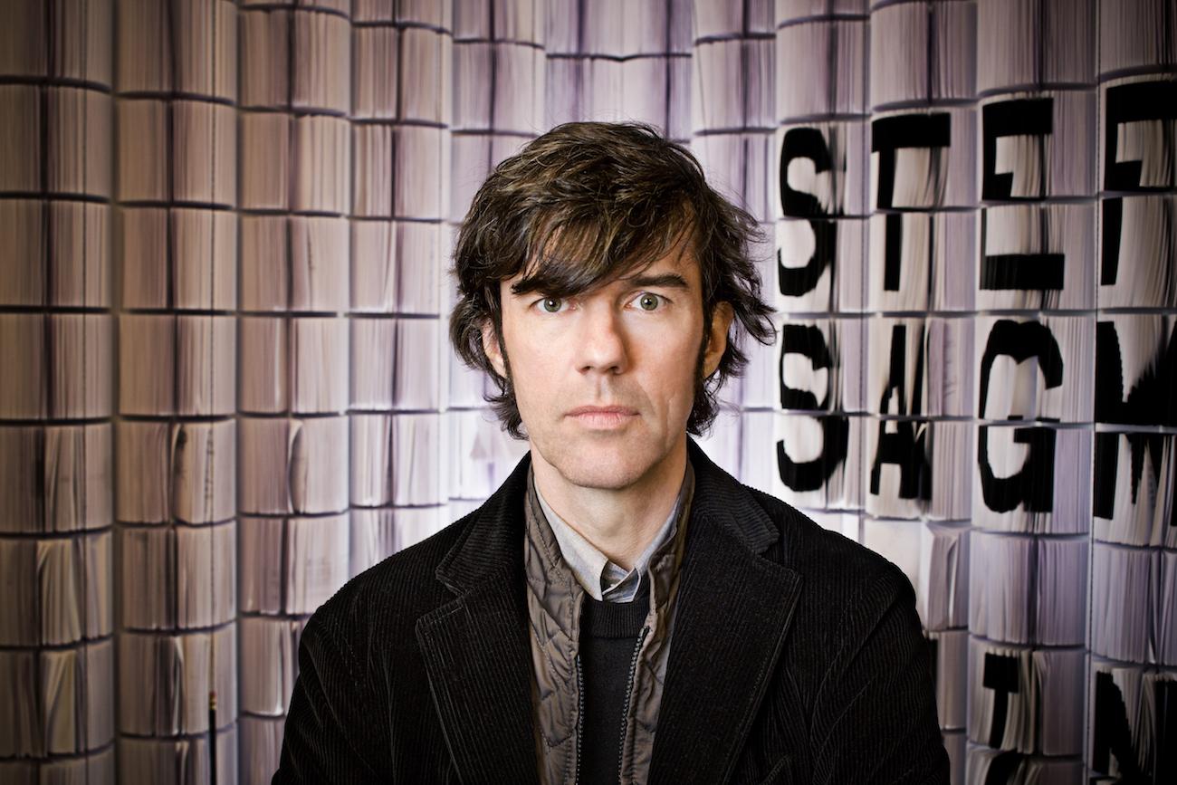 Stefan Sagmeister Sagmeister&Walsh