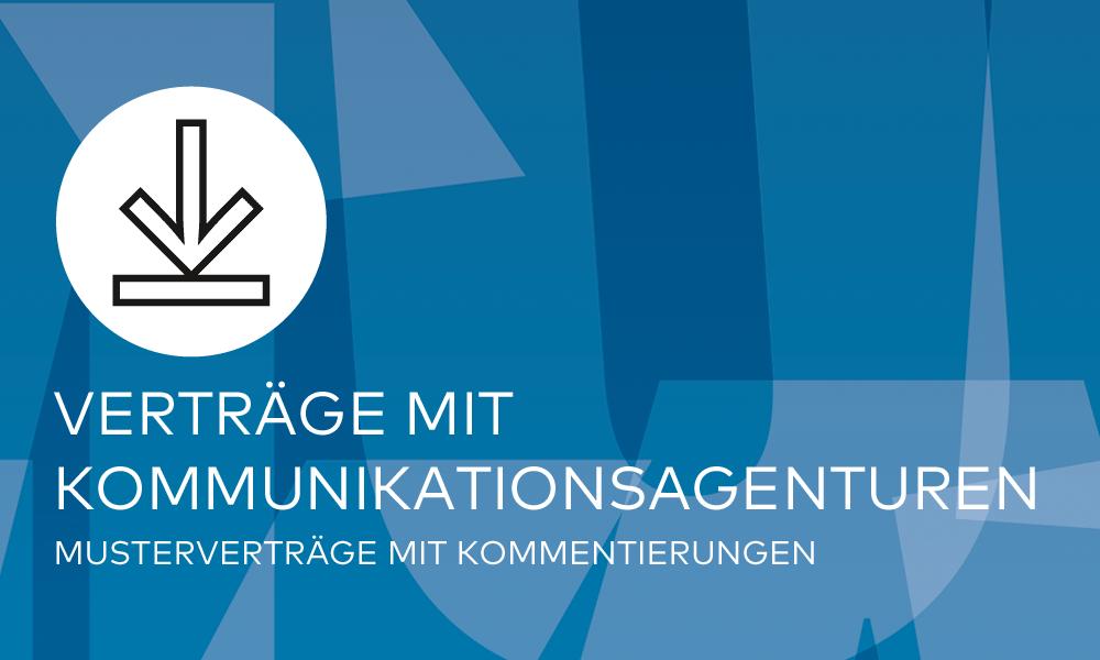 Musterverträge Für Kommunikationsagenturen Page Online