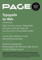 Responsive Typography, Web Fonts, Online Fonts, OpenType-Feature