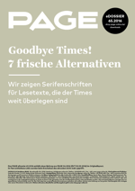 Times, Times New Roman, Serifen, Serifenschrift