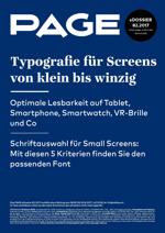 Typografie, Webfonts, Smartphone, Smartwatch, Smart Home, VR-Brillen, Responsive, Corporate Design