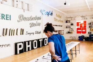 Urbantypes Typo Ausstellung